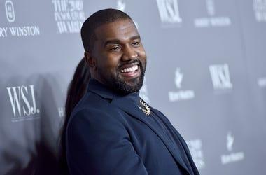 Kanye West, Red Carpet, WSJ Magazine 2019 Innovator Awards