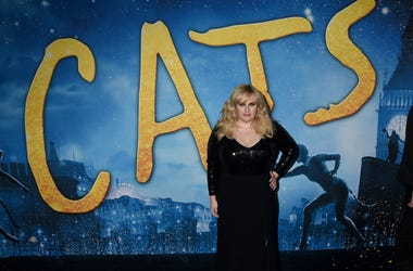 Rebel Wilson, Red Carpet, CATS, Premiere, 2019