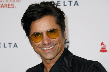 John Stamos, Red Carpet, MusiCares Person of the Year, Smile, Sunglasses, 2020