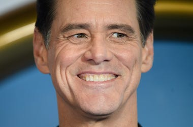 Jim Carrey, Smiling, Red Carpet, Screening, Sonic the Hedgehog, 2020