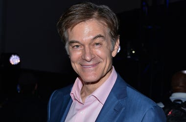Mehmet Oz, Red Carpet, Radio Row, Super Bowl LIV, 2020