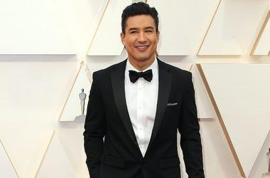 Mario Lopez, Red Carpet, Academy Awards, Tuxedo, 2020