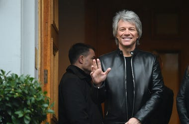 Jon Bon Jovi, Abbey Road Studios, London, 2020