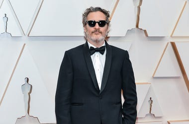 Joaquin Phoenix, Red Carpet, Academy Awards, 2020