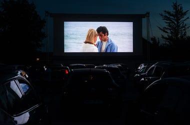 John Travolta, Olivia Newton-John, Grease, Drive-In, 2020