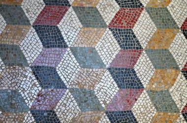 Mosaics, Tile, Pattern Design