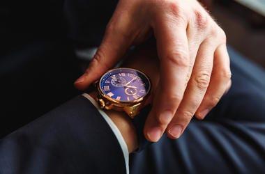 Watch, Male, Hand, Wrist
