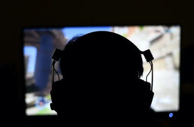 Video Game, headset, Television, Screen