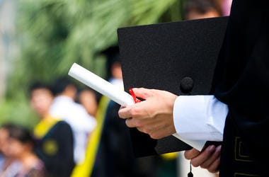 Person, Student, Diploma, Graduation
