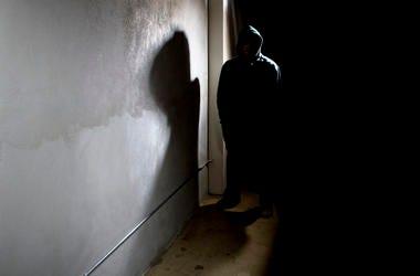 Man, Stalker, Dark Alley, Hiding, Shadows, Hoodie