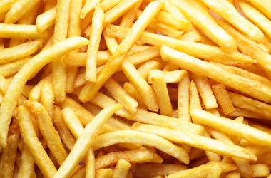 French Fries, Stacked