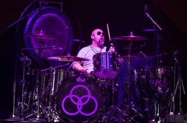 Jason Bonham, Drums, Drumming, Concert, Led Zeppelin, Jason Bonham's Led Zepplin Experience, 2017