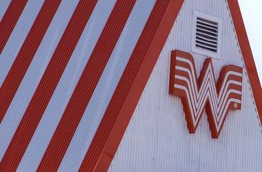 Whataburger, A-Frame, Sign, Logo, Restaurant, Corpus Christi