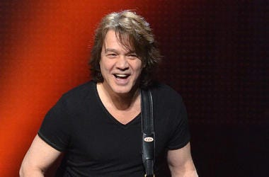 Eddie Van Halen, Concert, CONSOL Energy Center, 2012
