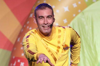 The Wiggles, Greg Page, Concert, Dancing, 2012