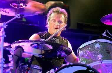 Joey Kramer, Aerosmith, Concert