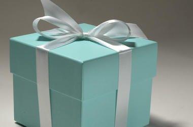 Tiffany and Co., Jewelry, Box, Bue Box, Gift, Gift Box
