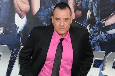 Tom Sizemore, Red Carpet, The Expendables 3, 2014