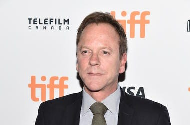 Kiefer Sutherland, Red Carpet, 2016 Toronto International Film Festival