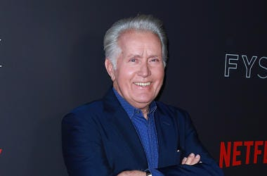 Martin Sheen, Red Carpet, NETFLIXFYSEE Event, Grace and Frankie, Smiling, 2018