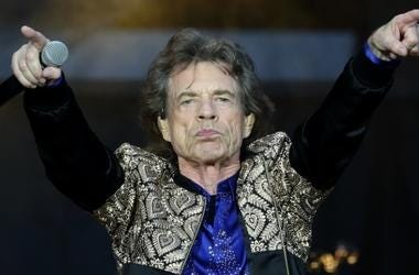 6/9/2018 - Mick Jagger of the Rolling Stones during their gig at the Murrayfield Stadium in Edinburgh, Scotland