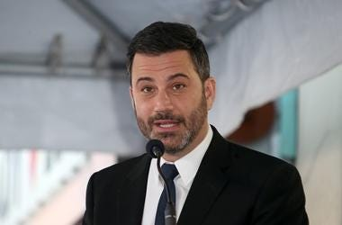 9 November 2018- Hollywood, California - Jimmy Kimmel, Sarah Silverman Honored With Star On The Hollywood Walk Of Fame, held at Hollywood Blvd
