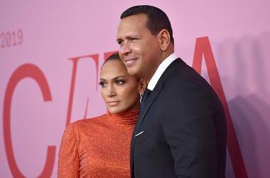 Jennifer Lopez, Alex Rodriguez, Red Carpet, 2019 CFDA Awards, 2019