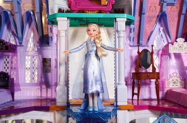 Frozen, Elsa, Doll, Toy, Disney, 2020