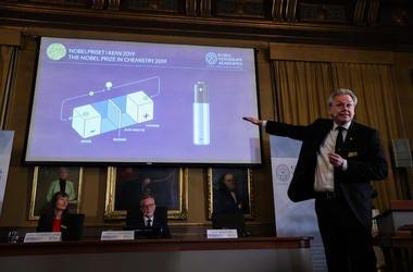 Nobel Prize, Chemistry, Presentation, 2019