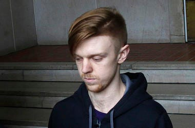 Ethan Couch, Tarrant County Corrections Department, Fort Worth, 2018
