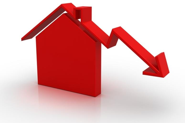 House market Moving Down.