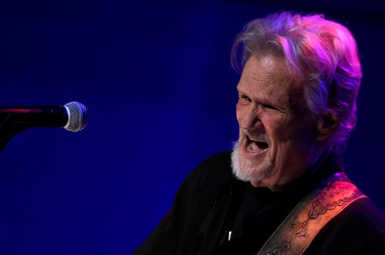 Kris Kristofferson, Country Music Hall of Fame Medallion Ceremony, 2016