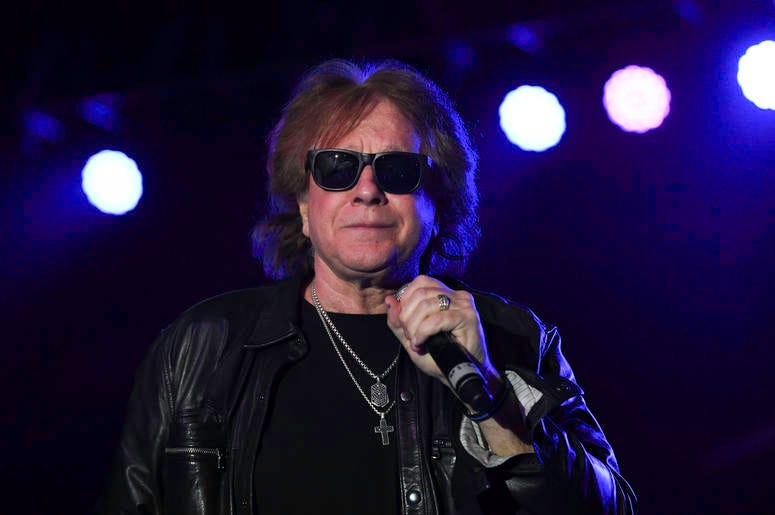 Eddie Money, Concert, Sunglasses, Pompano Beach Amphitheatre