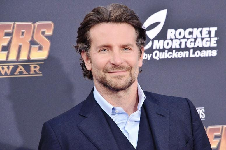 "Bradley Cooper arrives at Marvel Studios' ""Avengers: Infinity War"" held on Hollywood Blvd in Hollywood, CA on Monday, April 22, 2018."