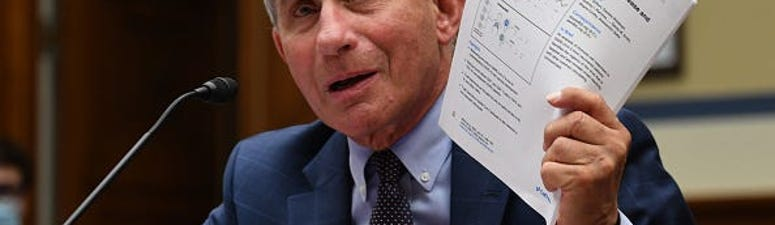 Dr. Fauci Says Theaters Could Reopen and 'Gradually Approach Normal' Through Next Year