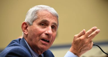 Dr. Fauci names 3 'higher risk' places to avoid during the COVID-19 pandemic