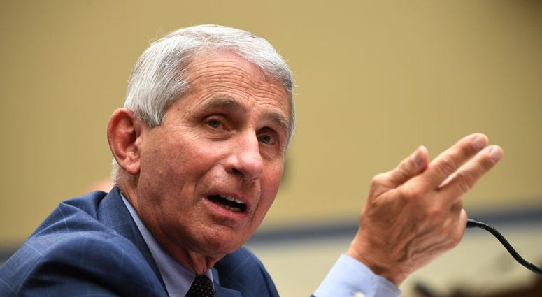 Fauci warns nation to brace for 'challenge' of fall, winter as first wave of COVID-19 continues