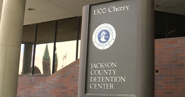 Exterior shot of Jackson County Jail