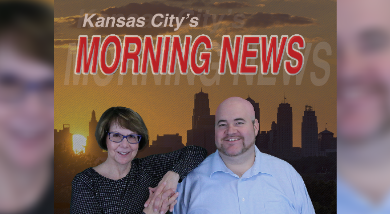 Ellen and Will, hosts of KC's Morning News