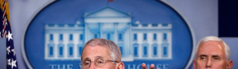 Fauci says he feels safe despite threats, is focusing on job