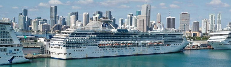 Cruise Ship Industry Suspends Cruises Until Oct. 31