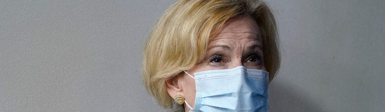 Dr. Birx Says She's Concerned About Rising COVID-19 Cases in CA's Central Valley