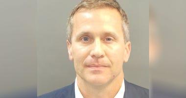Governor Eric Greitens mug shot