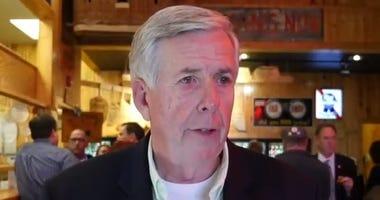 Missouri Lt. Governor Mike Parsons