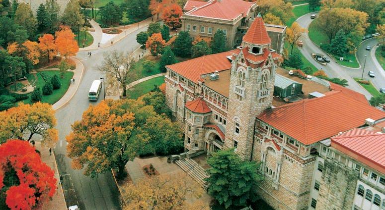 Image result for university of kansas