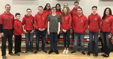 Science team at Northland Christian School bound for MIT science olympiad