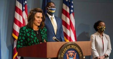 Michigan Gov. Whitmer Declares Racism Public Health Crisis, Launches Black Advisory Council