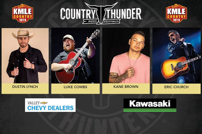 Country Thunder 2020