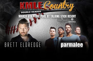 KMLE Country's Double Header