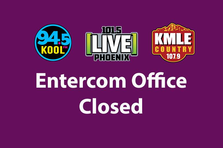 Entercom Office Updates